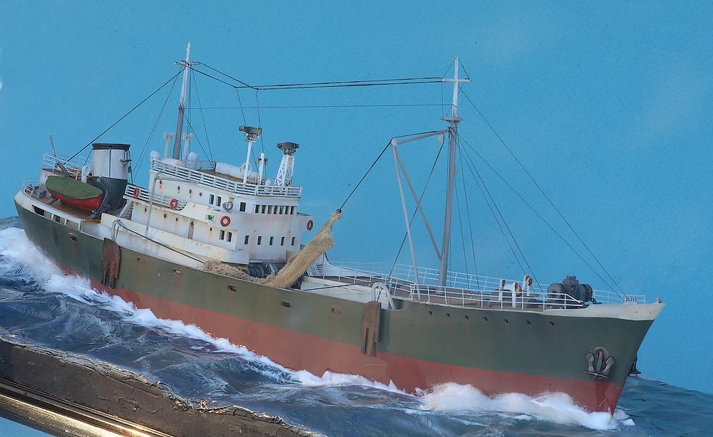 Dio : Chalutier morutier 1950 en mer [Heller 1/200°] de G Chapuis Imgp1310