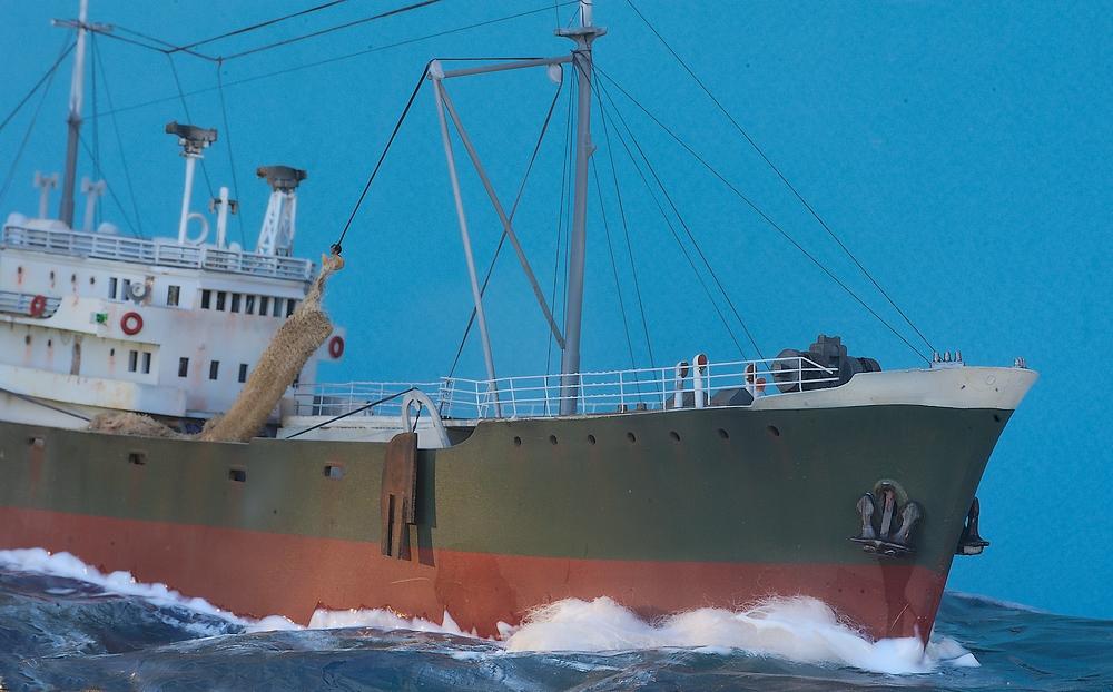 Dio : Chalutier morutier 1950 en mer [Heller 1/200°] de G Chapuis Imgp1311