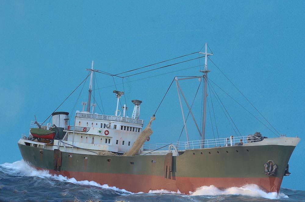 Dio : Chalutier morutier 1950 en mer [Heller 1/200°] de G Chapuis Imgp1312