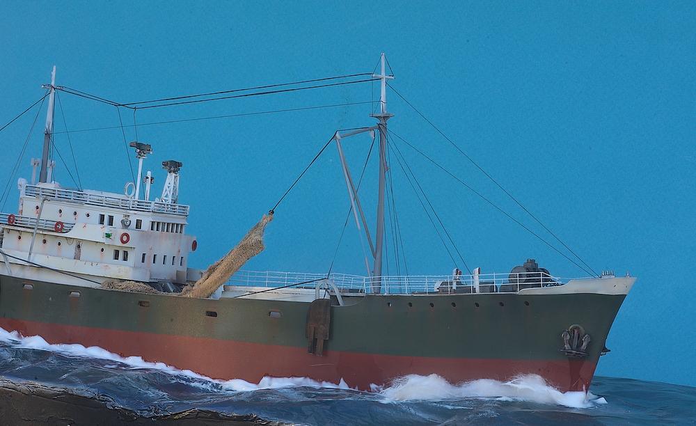 Dio : Chalutier morutier 1950 en mer [Heller 1/200°] de G Chapuis Imgp1313