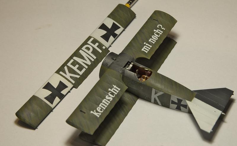 peinture brossée de Fokker Dr.I Imgp9104