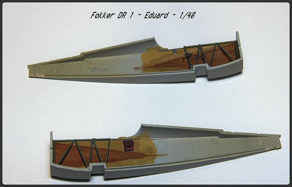 [Eduard] 1/48  Fokker DR. 1  Imgp9284