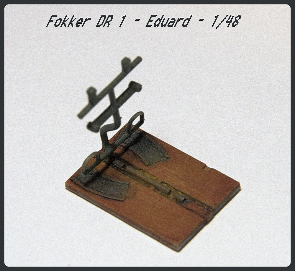 [Eduard] 1/48  Fokker DR. 1  Imgp9285
