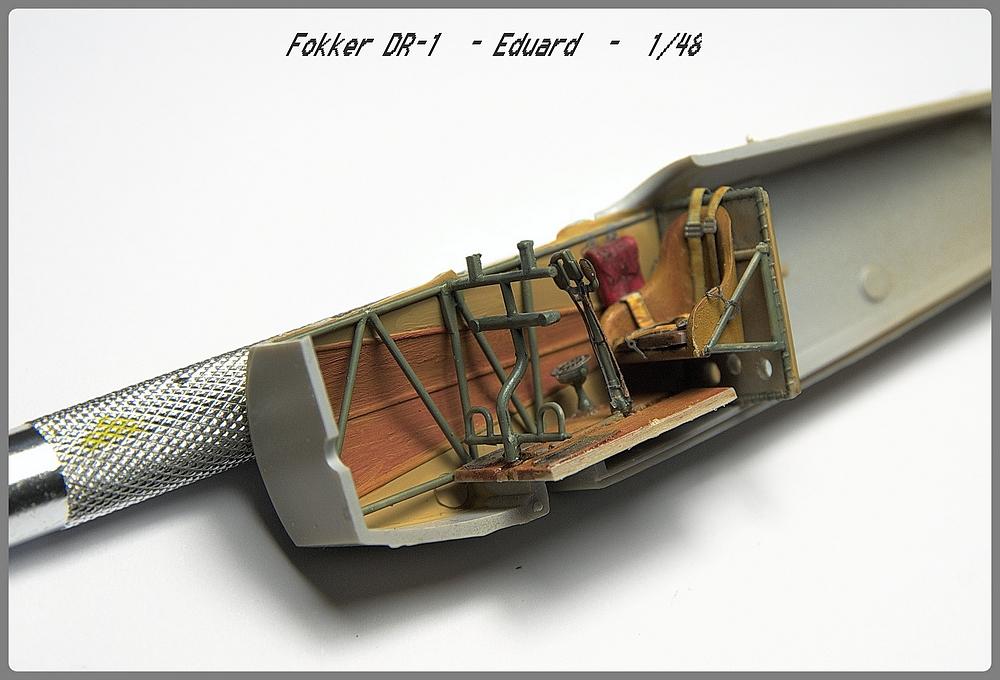 [Eduard] 1/48  Fokker DR. 1  Imgp9286