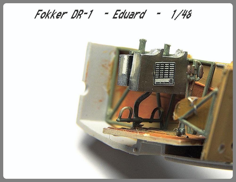 [Eduard] 1/48  Fokker DR. 1  Imgp9287