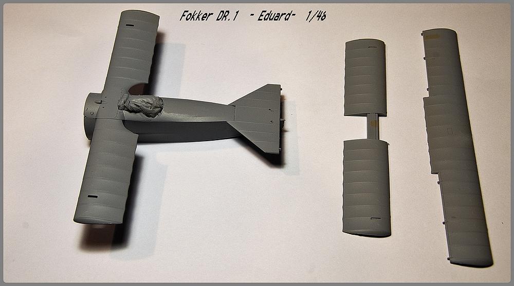 [Eduard] 1/48  Fokker DR. 1  Imgp9288