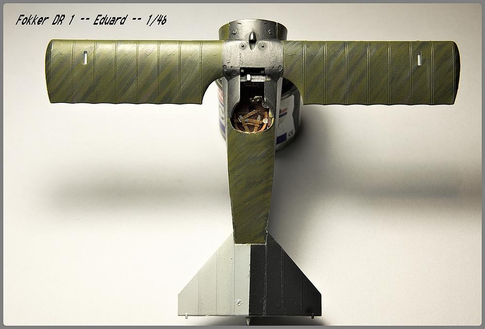 [Eduard] 1/48  Fokker DR. 1  Imgp9290
