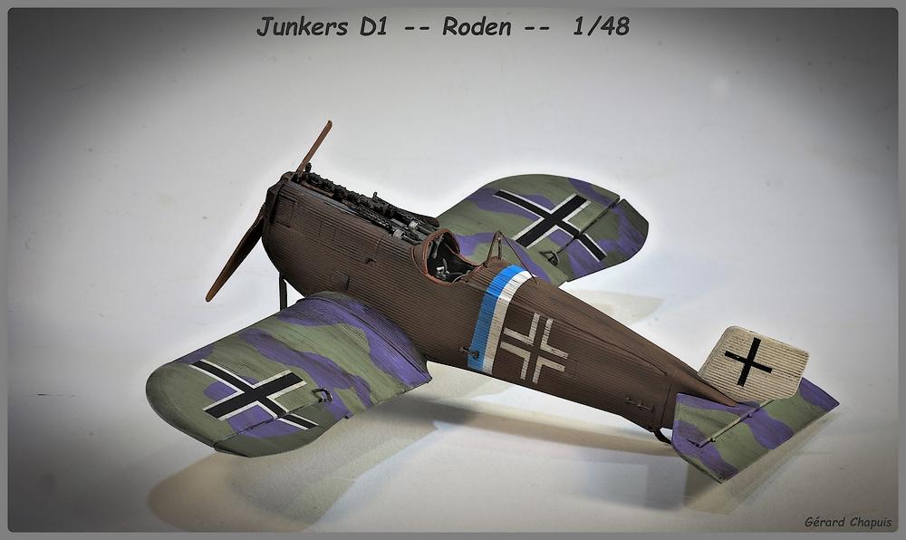 JUNKERS D1 Imgp9544