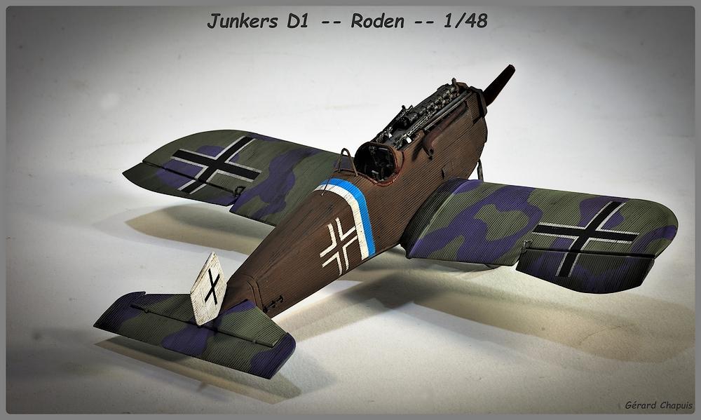 JUNKERS D1 Imgp9545