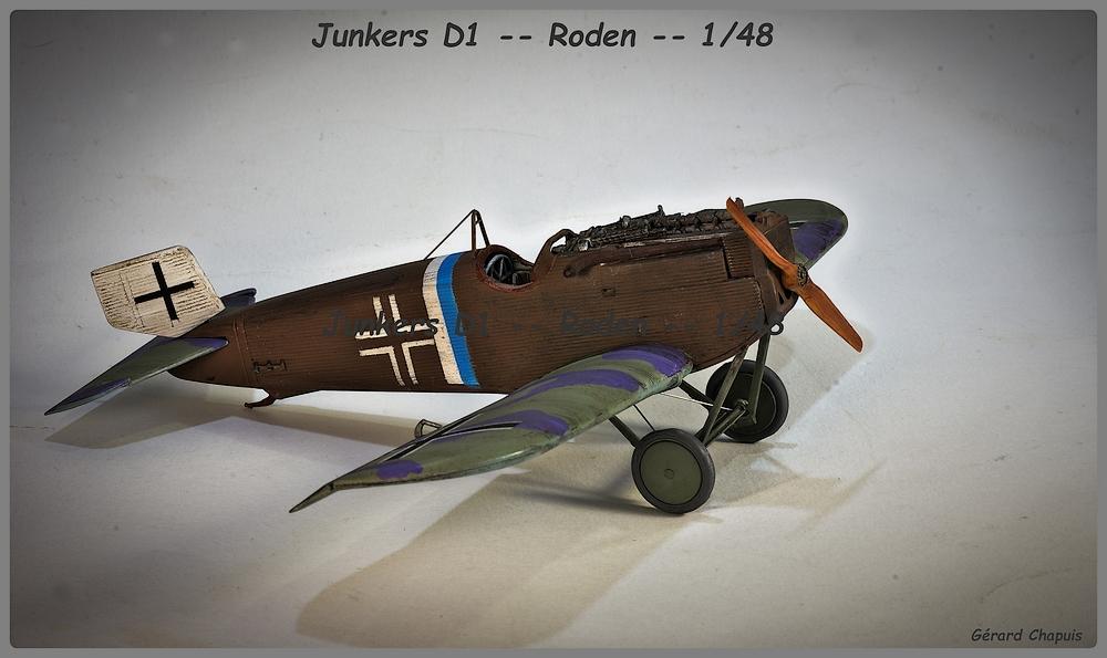 JUNKERS D1 Imgp9549