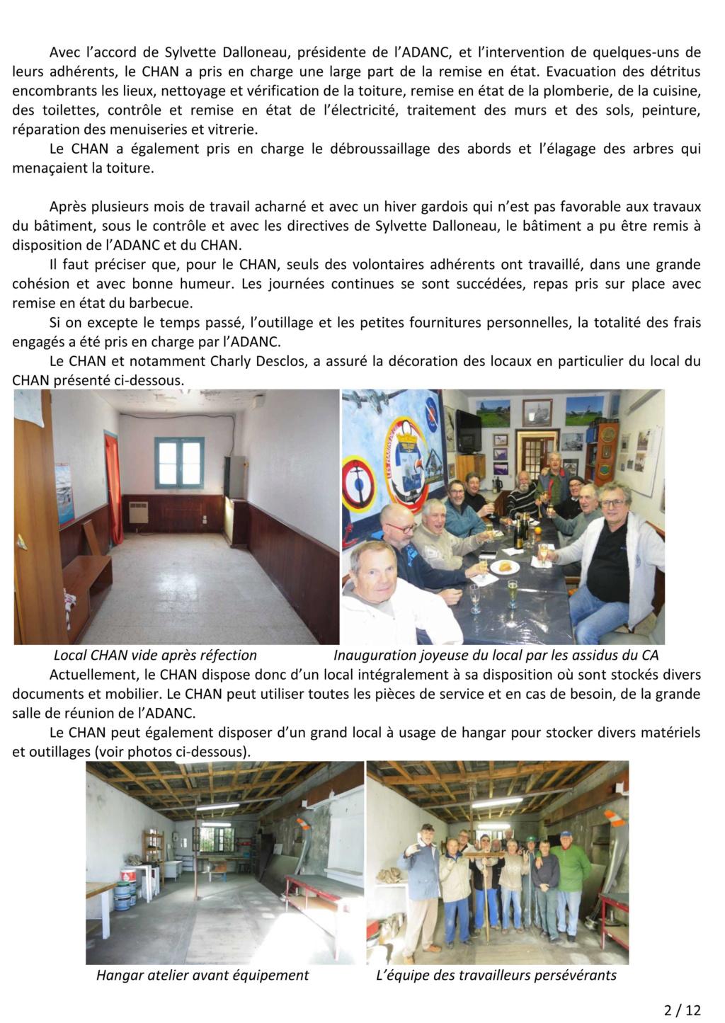 [Associations anciens marins] C.H.A.N.-Nîmes (Conservatoire Historique de l'Aéronavale-Nîmes) - Page 5 2018_011