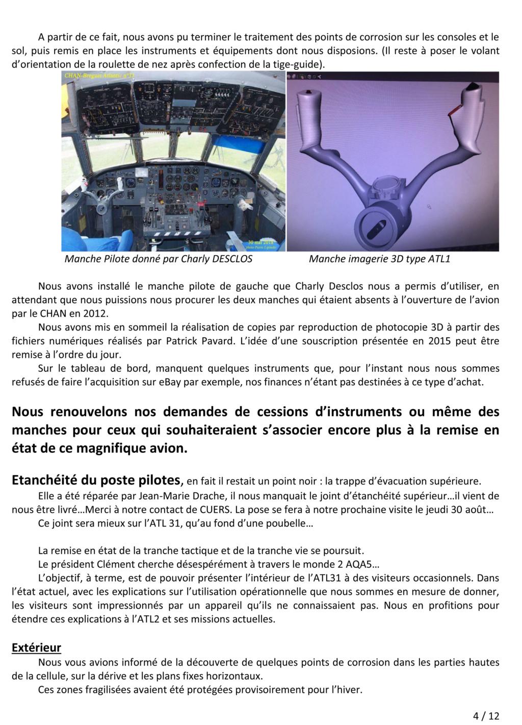 [Associations anciens marins] C.H.A.N.-Nîmes (Conservatoire Historique de l'Aéronavale-Nîmes) - Page 5 2018_013
