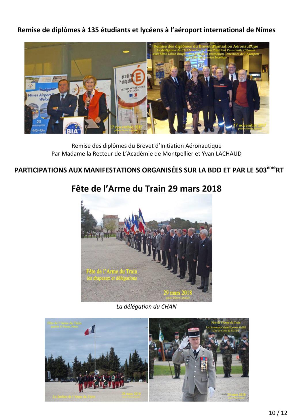 [Associations anciens marins] C.H.A.N.-Nîmes (Conservatoire Historique de l'Aéronavale-Nîmes) - Page 5 2018_019