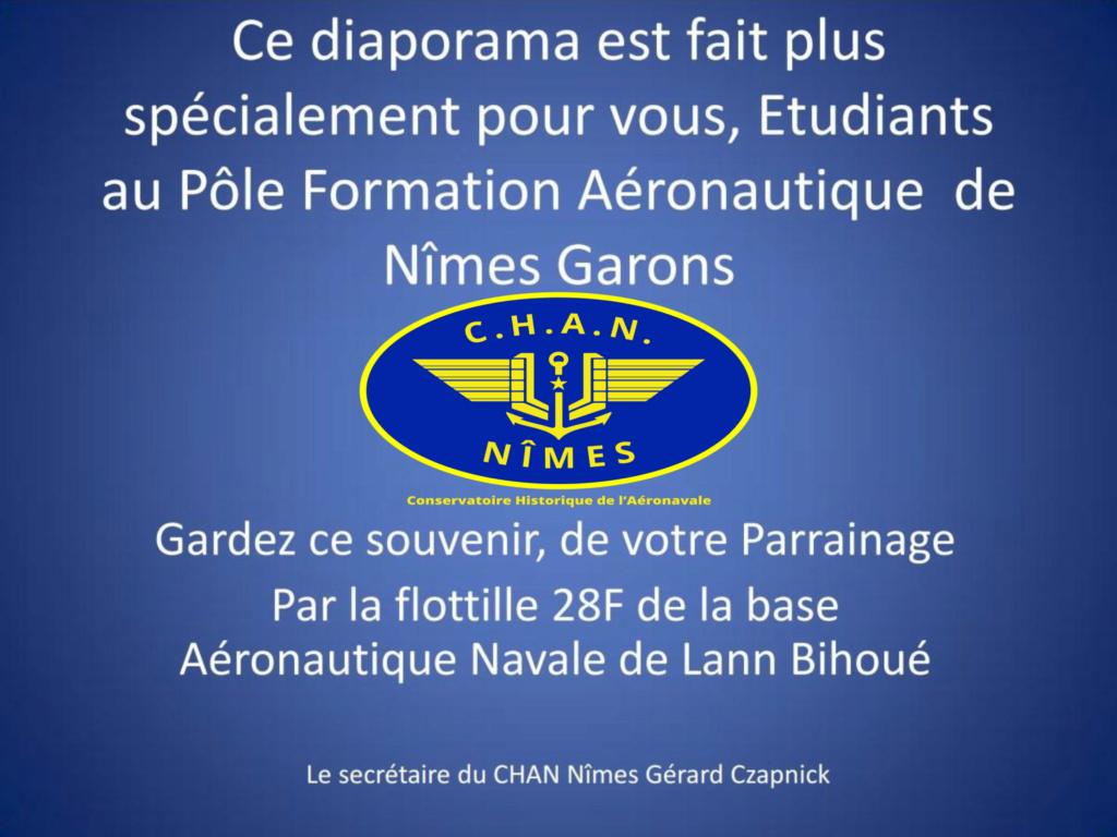 [Associations anciens marins] C.H.A.N.-Nîmes (Conservatoire Historique de l'Aéronavale-Nîmes) - Page 5 2018_083