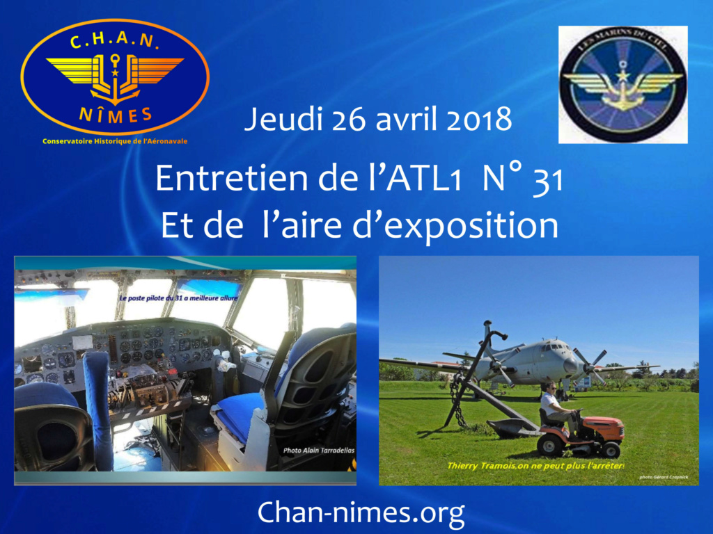 [Associations anciens marins] C.H.A.N.-Nîmes (Conservatoire Historique de l'Aéronavale-Nîmes) - Page 5 2018_089