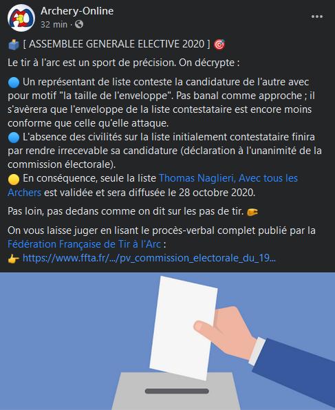 Assemblée générale éléctive FFTA 2020 Captur10