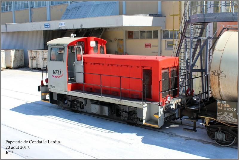 Y7400 : Locotracteur ancien Y7423-10