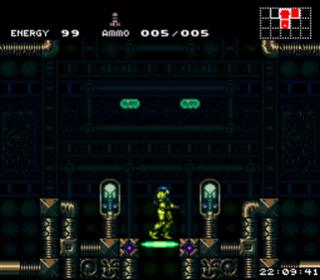 """Mon coup de cœur et premier fangame """"Hyper Metroid""""  06f8ee10"""