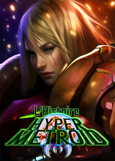 """Mon coup de cœur et premier fangame """"Hyper Metroid""""  14566714"""