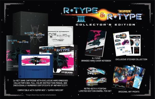 [INFO] réédition Super R-Type et R-Type 3 PAL compatible en 60hz? 33714210