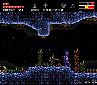 """Mon coup de cœur et premier fangame """"Hyper Metroid""""  5c6e1e10"""