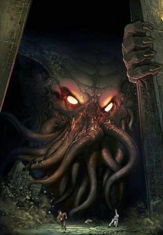 [Cthulhu] L'univers de Lovecraft [Dagon] 8ddbcc10