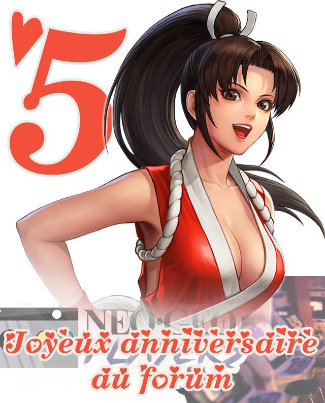 Joyeux anniversaire au forum : 5 ans - Page 2 Annivn10