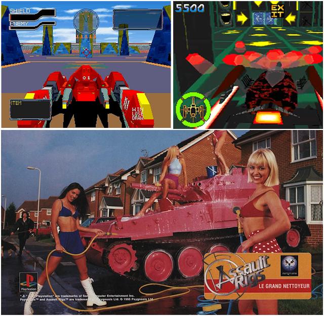 Les tanks dans les jeux vidéos Assaut10