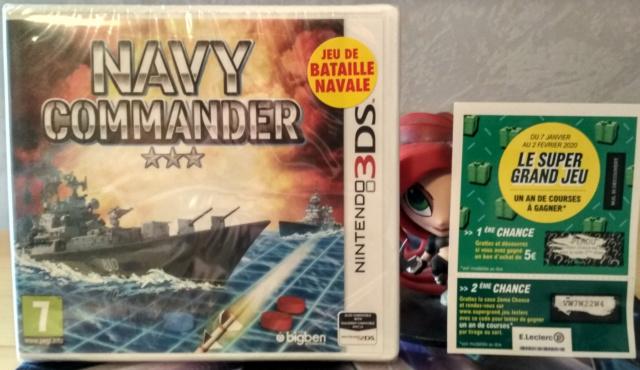 [RCH]Steel Diver et Battleship sur 3DS Batail10