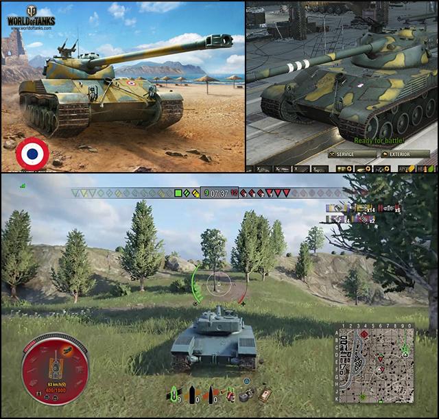 Les tanks dans les jeux vidéos Batcha10