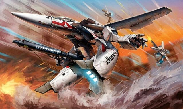 Gundam vs Macross E8cca511