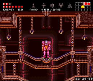 """Mon coup de cœur et premier fangame """"Hyper Metroid""""  F15de510"""