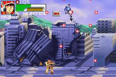 Gundam vs Macross Gba-ro10