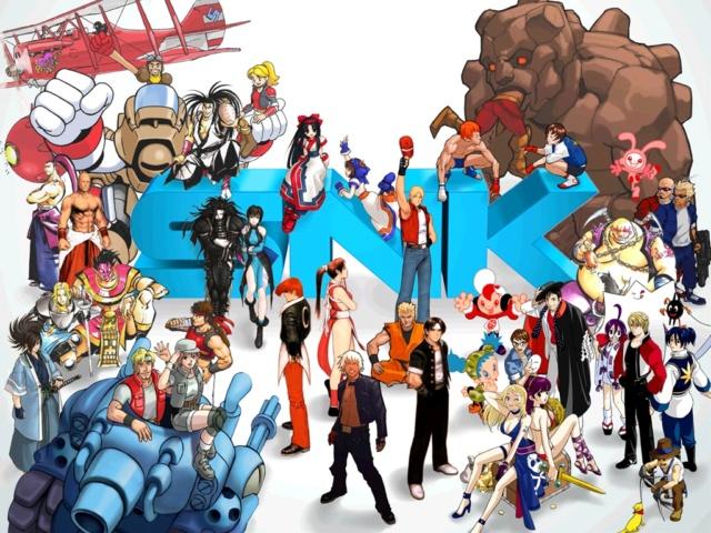 Quels sont les jeux Neo Geo que vous rêviez d'acquérir à l'époque et que vous avez finalement acquis ou pas? Goodby10