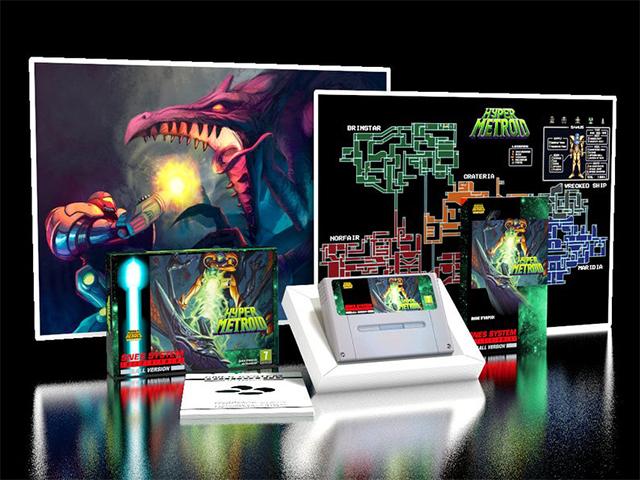 """Mon coup de cœur et premier fangame """"Hyper Metroid""""  Il_79410"""