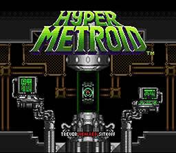 """Mon coup de cœur et premier fangame """"Hyper Metroid""""  Il_79411"""