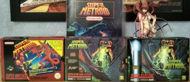 """Mon coup de cœur et premier fangame """"Hyper Metroid""""  Img_2749"""