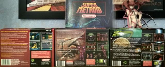 """Mon coup de cœur et premier fangame """"Hyper Metroid""""  Img_2750"""