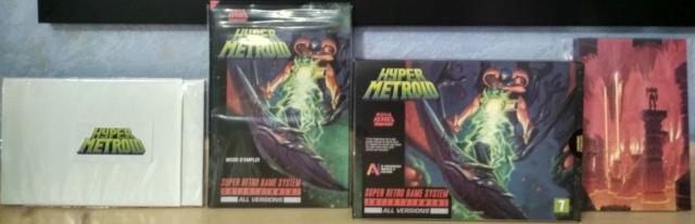 """Mon coup de cœur et premier fangame """"Hyper Metroid""""  Img_2752"""