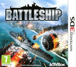 [RCH]Steel Diver et Battleship sur 3DS Jaquet19