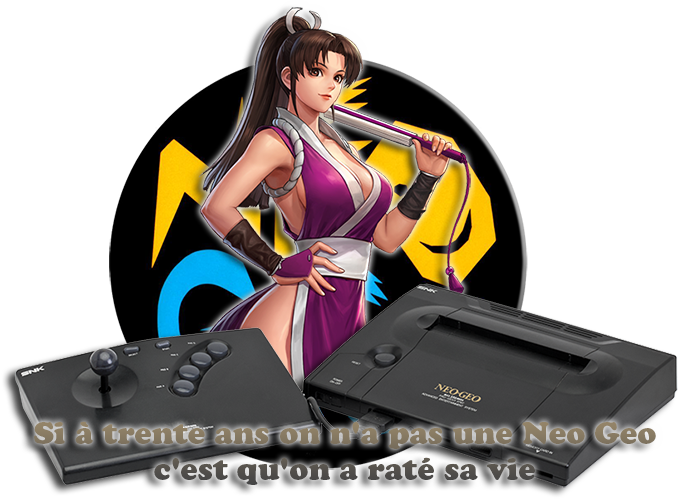 Présentation Kameha : Kameha has challenged you ! Neogeo11
