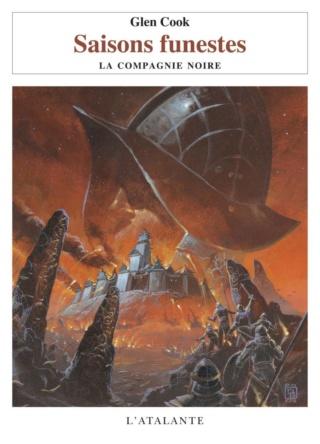 """[Littérature] """"Les Annales de la Compagnie Noire"""" Saison10"""