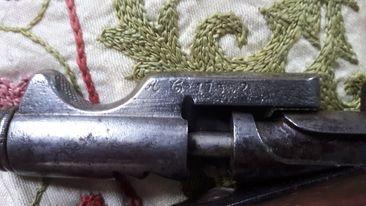 identification carabine 14mm Carabi19