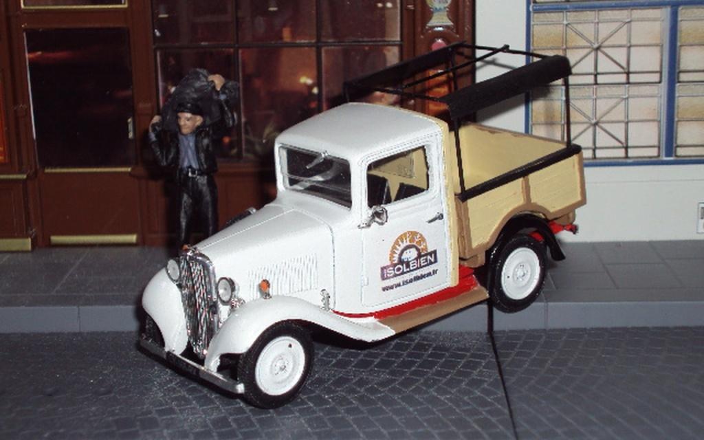 """Citroën Fourgons et voitures de livraison """"500 kg - Rosalie"""" 1933_c10"""