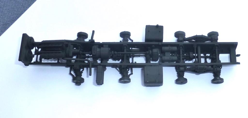 [Modelcollect] Maz & [Takom] M 1070 Maz710