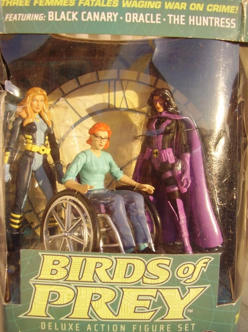 Les produits DC très recherchés par les collectionneurs : statues , bustes , figurines ... Birdso10