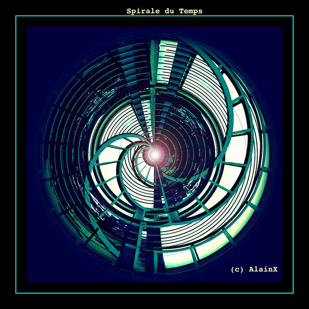 C. Spirale du Temps Graph-10