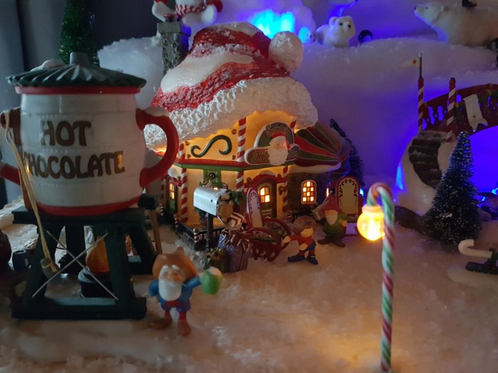 North Pôle 2018 chez Cathy 20181116
