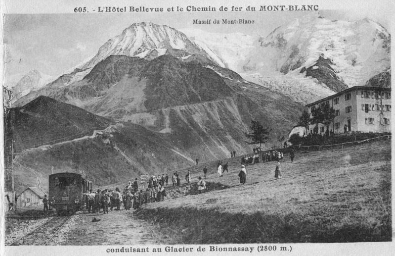 Le Tramway du Mont-Blanc : à l'assaut de la haute montagne 0310