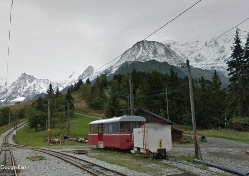 Le Tramway du Mont-Blanc : à l'assaut de la haute montagne 13681011